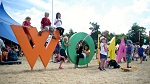 WOMAD Festival in Wiltshire, England