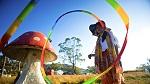 Rainbow Serpent Festival in Lexton, Australia