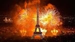 Bastille Day in Paris, France