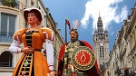 Festival of Giants in Douai, France