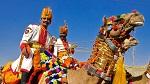 Jaisalmer Desert Festival in Jaisalmer, India