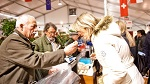 Alba International White Truffle Fair Festival in Alba, Italy