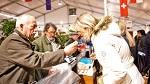 Alba International White Truffle Fair Festival in Alba, Italy