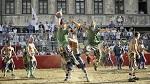 Calcio Storico Fiorentino in Florence, Italy