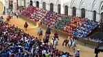 Il Palio Festival in Siena, Italy