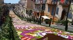 Infiorata di Genzano Festival in Genzano, Italy
