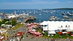 Maine Lobster Festival in Rockland, Maine, United States