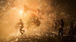 National Pyrotechnic Festival in Tultepec, Mexico