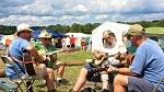 Philadelphia Folk Festival in Schwenksville, Pennsylvania, United States