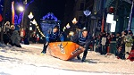 Quebec Winter Carnival in Quebec City, Canada
