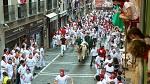 Fiesta de San Fermín in Pamplona, Spain
