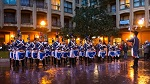 La Tamborrada Festival in San Sebastian, Spain