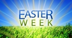 Easter Week 2017 Ends
