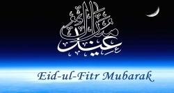 Eid al-Fitr 2020