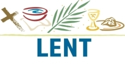 Lent Starts 2016