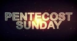 Pentecost Sunday 2016
