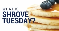 Shrove Tuesday 2018