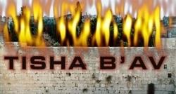 Tisha B'Av 2017