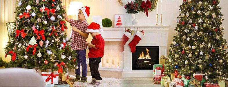 Merry Christmas. Decoration of Christmas Tree