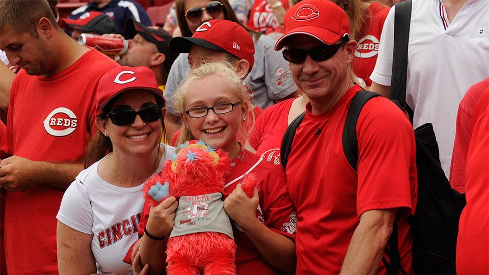 Baseball Fans Day