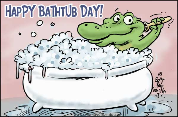 Bathtub Day