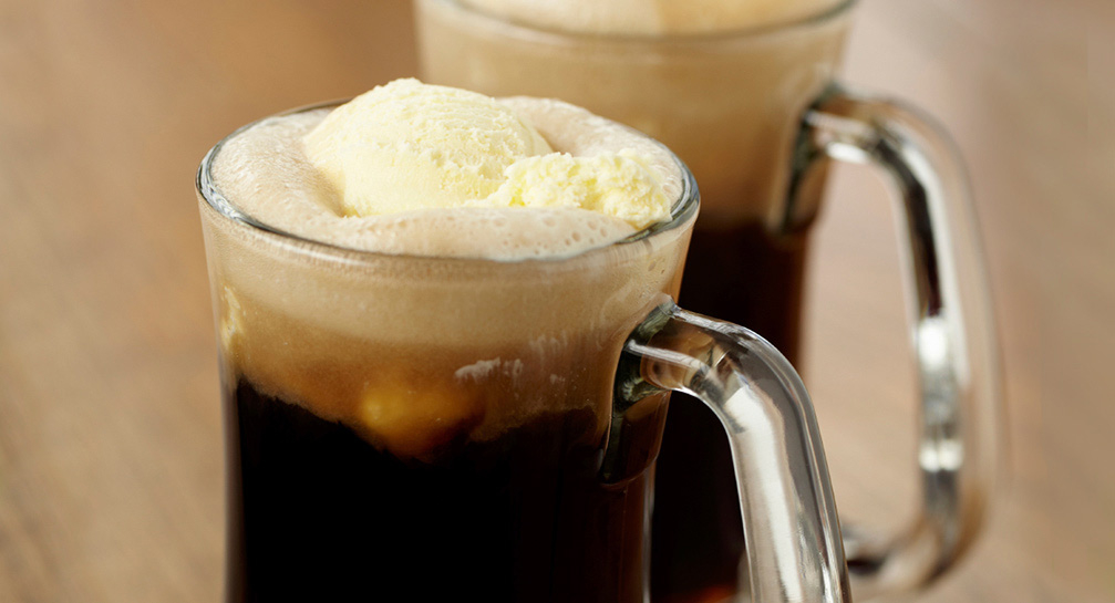 Black Cow' Root Beer Float Day