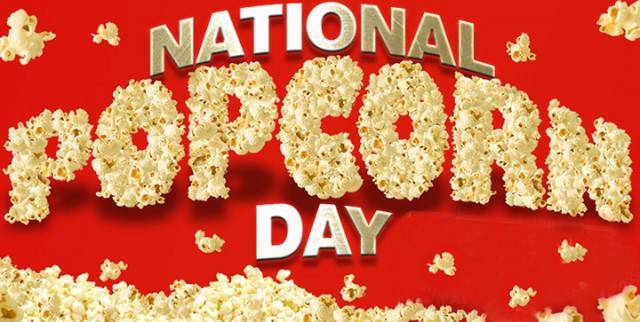 Business of Popping Corn Day