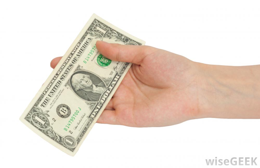 Give Someone a Dollar Today Day