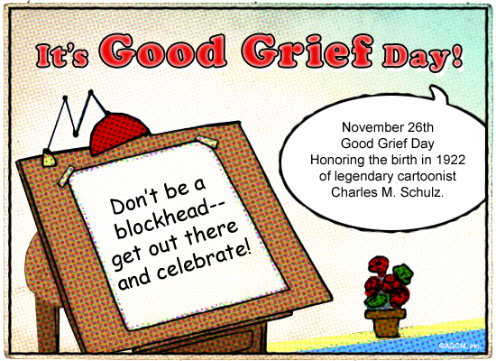 Good Grief Day