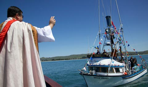 International Blessings of The Fishing Fleet Day