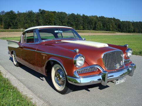 International Drive Your Studebaker Day