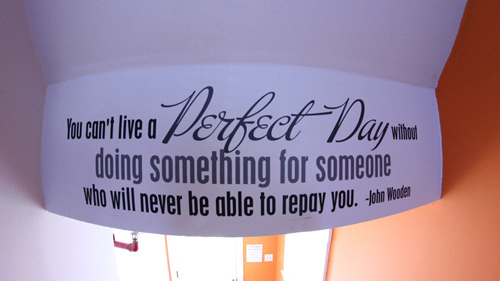 Less Than Perfect Day