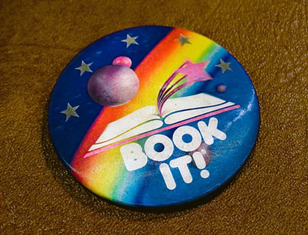 National BOOK It! Day