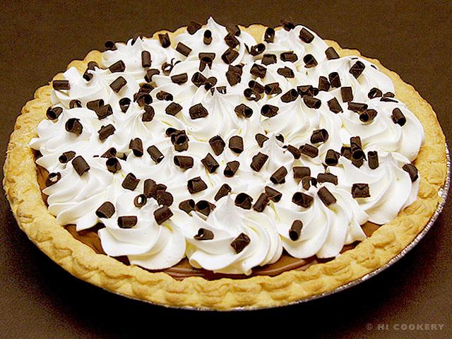 National Bavarian Cream Pie Day