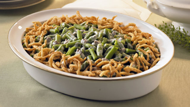 National Green Bean Casserole Day