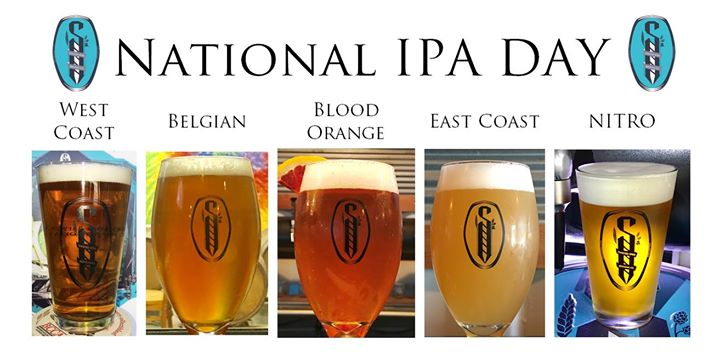 national ipa day 2018