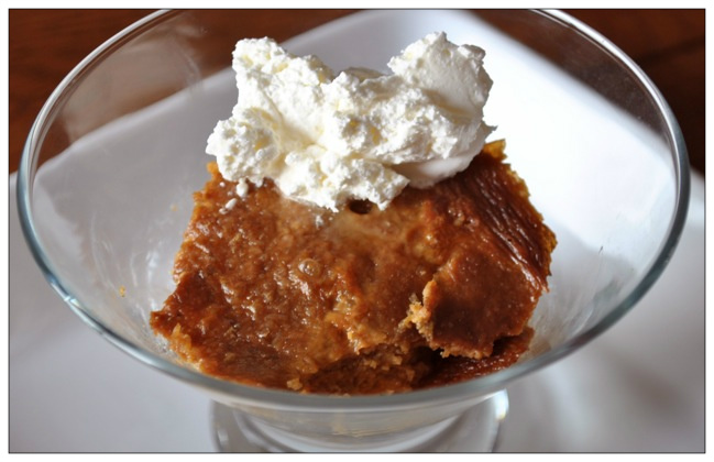 National Indian Pudding Day November
