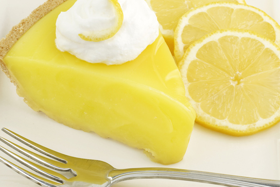National Lemon Creme Pie Day