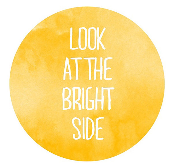 National Look at the Bright Side Day
