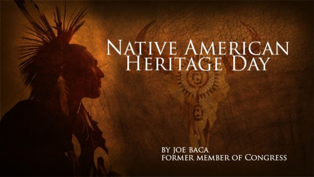 National Native American Heritage Day