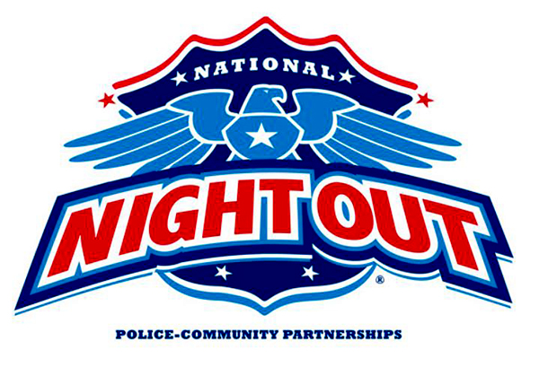 Image result for national night out 2019 logo