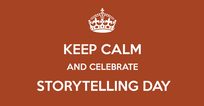 National Storytelling Day