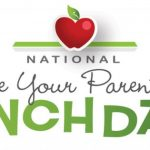 When is National Take your Parents to Lunch Day