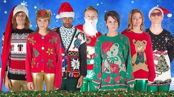 National Ugly Christmas Sweater Day 2017 | Calendar 2017 2018