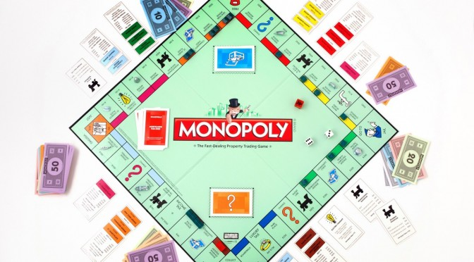 Play Monopoly Day