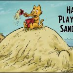 Play in the Sand Day