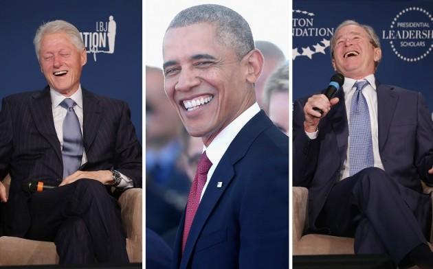 Presidential Joke Day