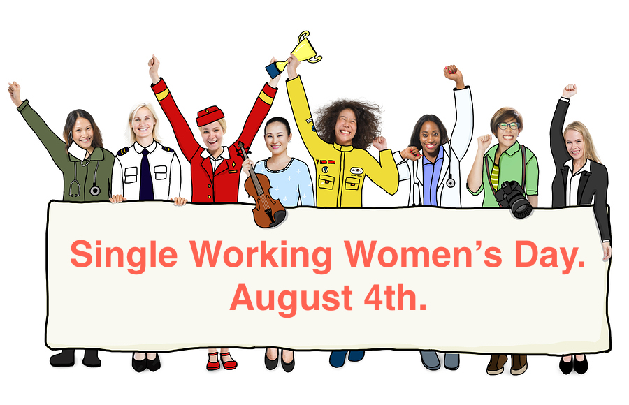 Single Working Women's Day
