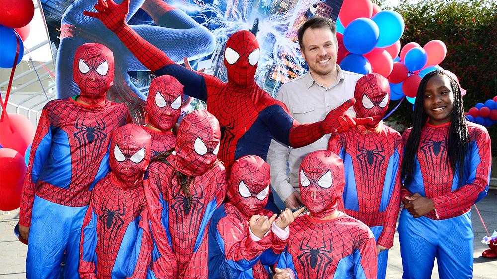 Spiderman Day