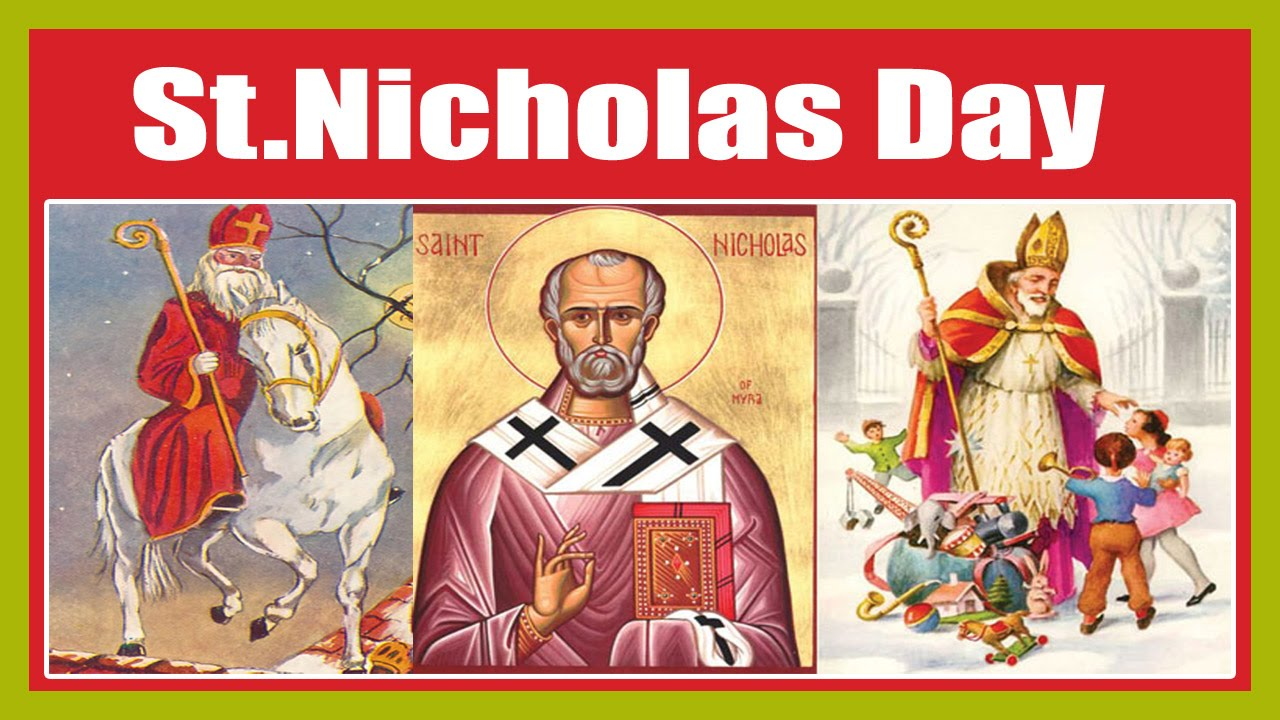 Sinterklaas is based on the historical figure of Saint Nicholas 270343 a Greek bishop of Myra in presentday Turkey He is depicted as an elderly stately and